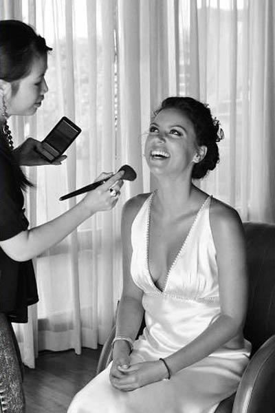 Tata makeup artist