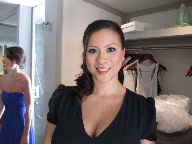 Tata Hobart Australia Makeup Artist